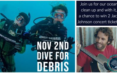 Dive Against Debris with Jack Johnson