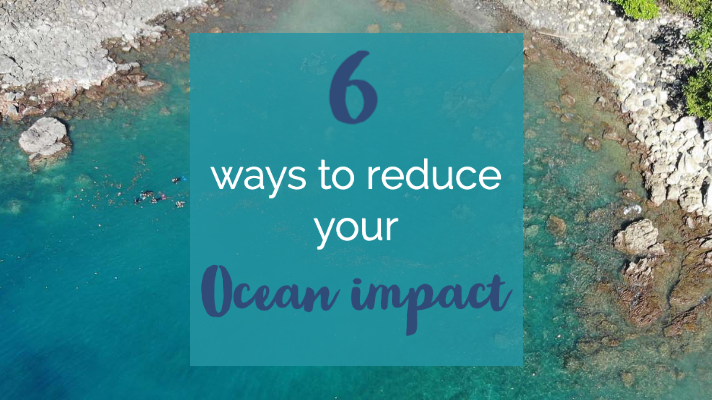 6 things to reduce your ocean impact – even if you're miles away from the blue