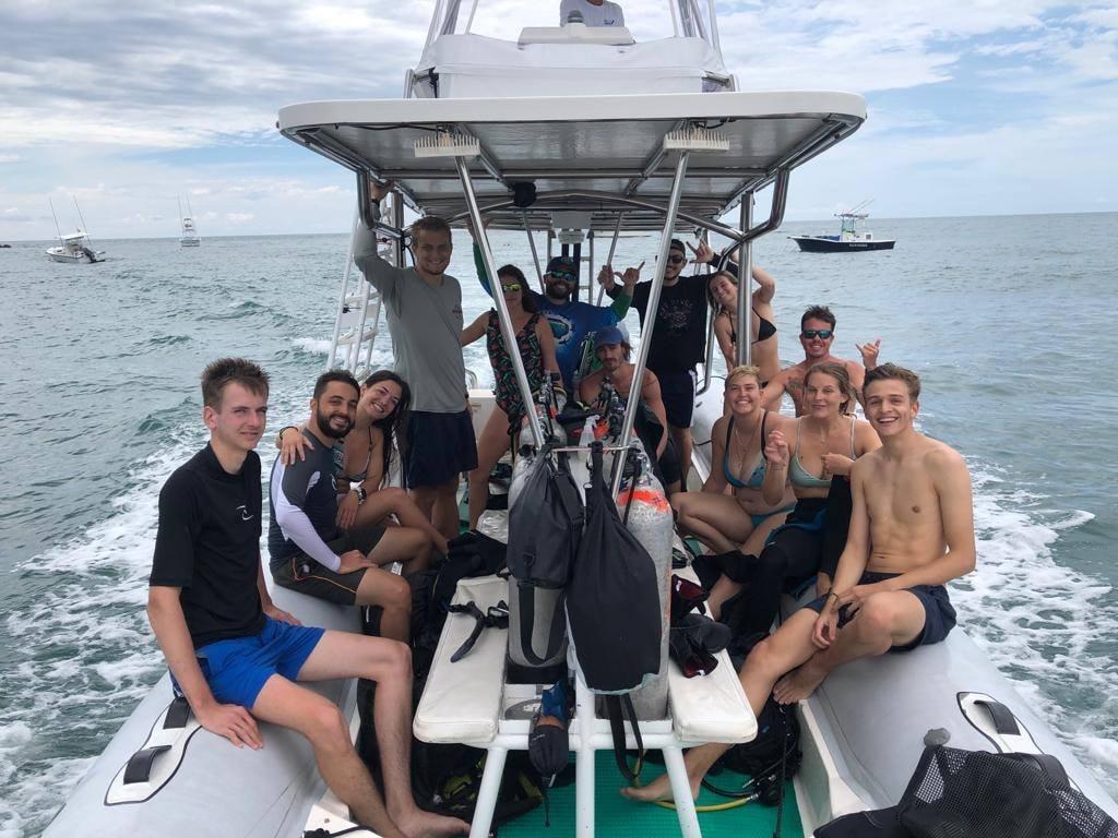 Oceans Unlimited Scuba DiOceans Unlimited Scuba Diving Costa Ricaing Costa Rica